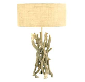 driftwood lamps Houston